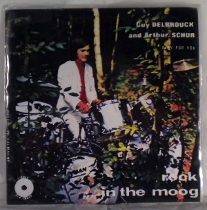 GUY DELBROUCK AND ARTHUR SCHUR - Play For You - 7inch (SP)