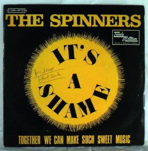 THE SPINNERS - It's A Shame - 7inch (SP)