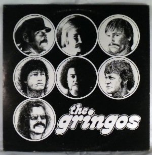 THE GRINGOS - Same - LP