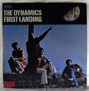 THE DYNAMICS - First landing - LP