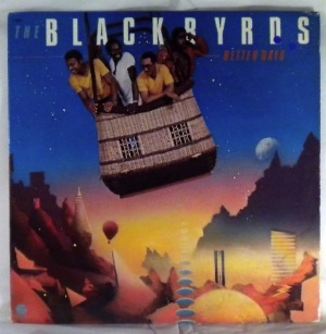THE BLACKBYRDS - Better days - LP
