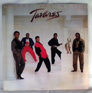 TAVARES - Words and music - LP