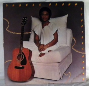 SHEREE BROWN - Straight ahead - LP