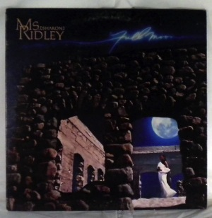 SHARON RIDLEY - Full Moon - LP