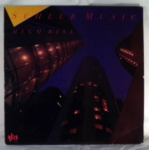 SCHEER MUSIC - High rise - LP