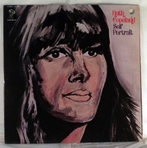 RUTH COPELAND - Self portrait - LP