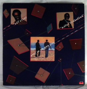 ROY AYERS / WAYNE HENDERSON - Step in to our life - LP