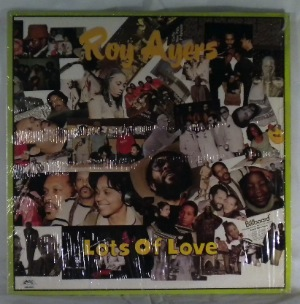 ROY AYERS - Lots of love - LP