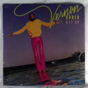 VERNON BURCH - Get up - LP