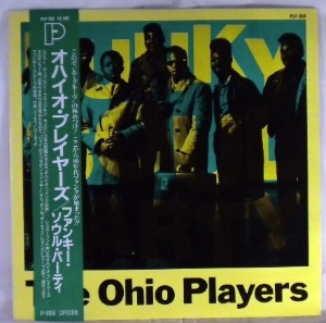 THE OHIO PLAYERS - Funky Soul Party - LP