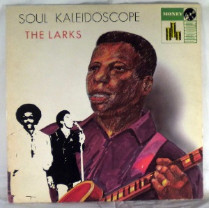 THE LARKS FEATURING DON JULIAN - Soul Kaleidoscope - LP