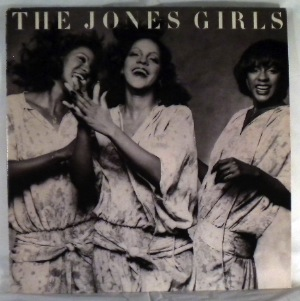 THE JONES GIRLS - Same - LP