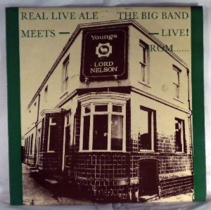 NELSON'S COLUMN - Live At The Lord Neslon - LP