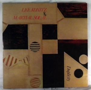 LEE KONITZ & MARTIAL SOLAL - Duplicity - LP x 2