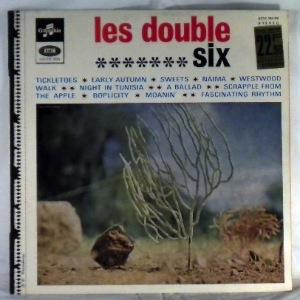 LES DOUBLE SIX - Same - LP