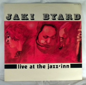 JAKI BYARD - Live At The Jazz'Inn - LP