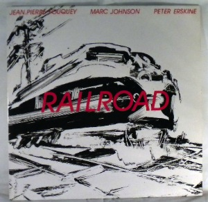 JEAN-PIERRE FOUQUEY - Railroad - LP