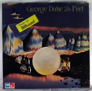 GEORGE DUKE - Feel - LP