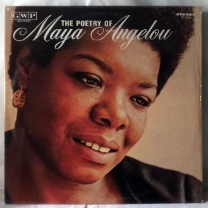 MAYA ANGELOU - The Poetry Of Maya Angelou - LP