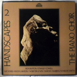 THE PIANO CHOIR - Handscapes 2 - LP