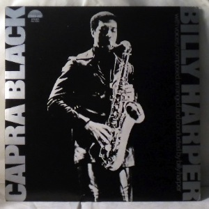 BILLY HARPER - Capra Black - LP