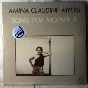 AMINA CLAUDINE MYERS - Song For Mother E - LP