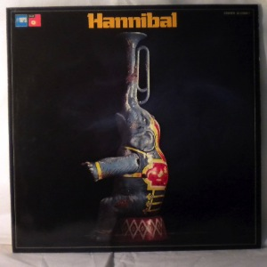 HANNIBAL AND THE SUNRISE ORCHESTRA - Hannibal - LP