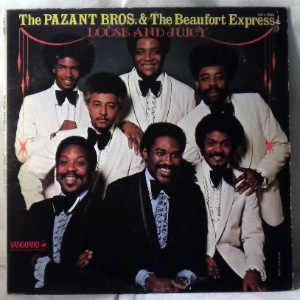 THE PAZANT BROTHERS - Loose and juicy - LP