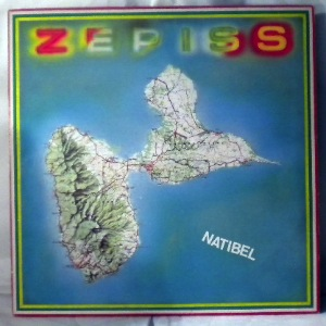 GROUP ZEPISS - Natibel - LP