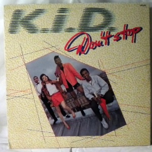 K.I.D. - Don't stop - LP