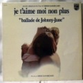 SERGE GAINSBOURG - Je T'aime Moi Non Plus - LP