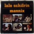 LALO SCHIFRIN - Mannix - LP