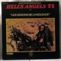 TONY BRUNO - Hell's Angels 69 - LP