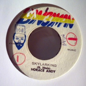 HORACE ANDY - Skylarking - 7inch (SP)
