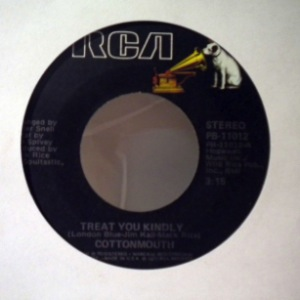 COTTONMOUTH - Treat you kindly - 7inch (SP)