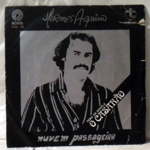 HERMES AQUINO - Eu quero ser teu rei - 7inch (SP)