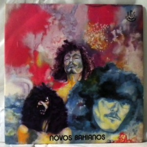 NOVOS BAHIANOS - Psiu EP - 7inch (SP)