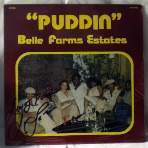 BELLE FARMS ESTATES - Puddin - 12 inch 45 rpm