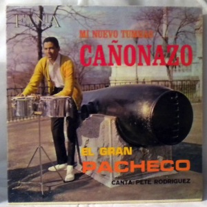 JOHNNY PACHECO - Mi nuevo tumbao  canonazo - LP