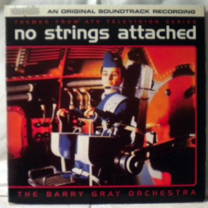 THE BARRY GRAY ORCHESTRA - No Strings Attached - 10 inch