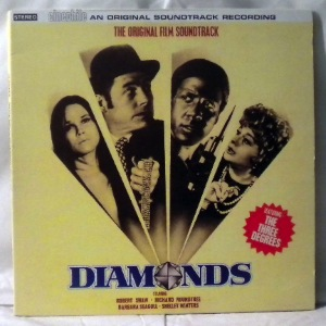 ROY BUDD - Diamonds - LP