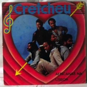 CONJUNTO CRETCHEU - Africanas na Lisboa - LP