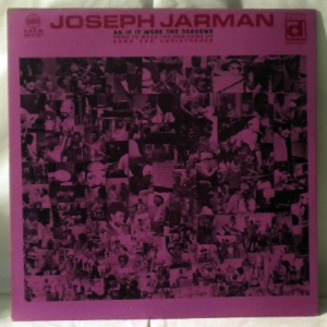 JOSEPH JARMAN - As If It Were The Seasons - LP