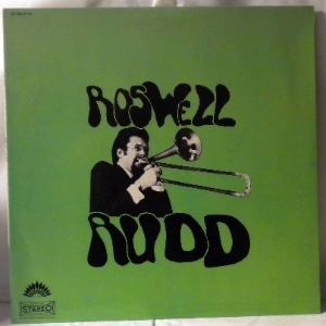 ROSWELL RUDD - Same - LP