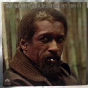 MAL WALDRON - With The Steve Lacy Quintet - LP