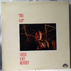 STEVE LACY QUINTET - The Gap - LP
