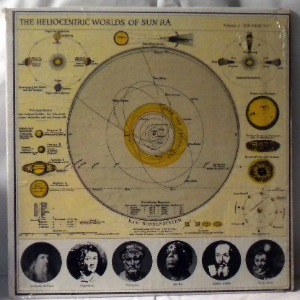SUN RA - The Heliocentric Worlds Of Sun Ra Volume 2 - LP