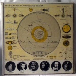 SUN RA - The Heliocentric Worlds Of Sun Ra Volume 2 - LP