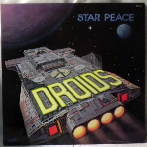 DROIDS - Star peace - LP