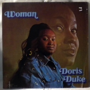 DORIS DUKE - Woman - LP